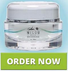 Milou Skincare Bottle