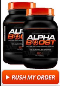 alpha boost pro bottle