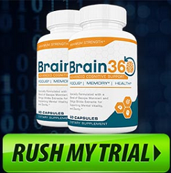 Brain360 – Support Healthy Brain Function & Enhance Mental Focus!