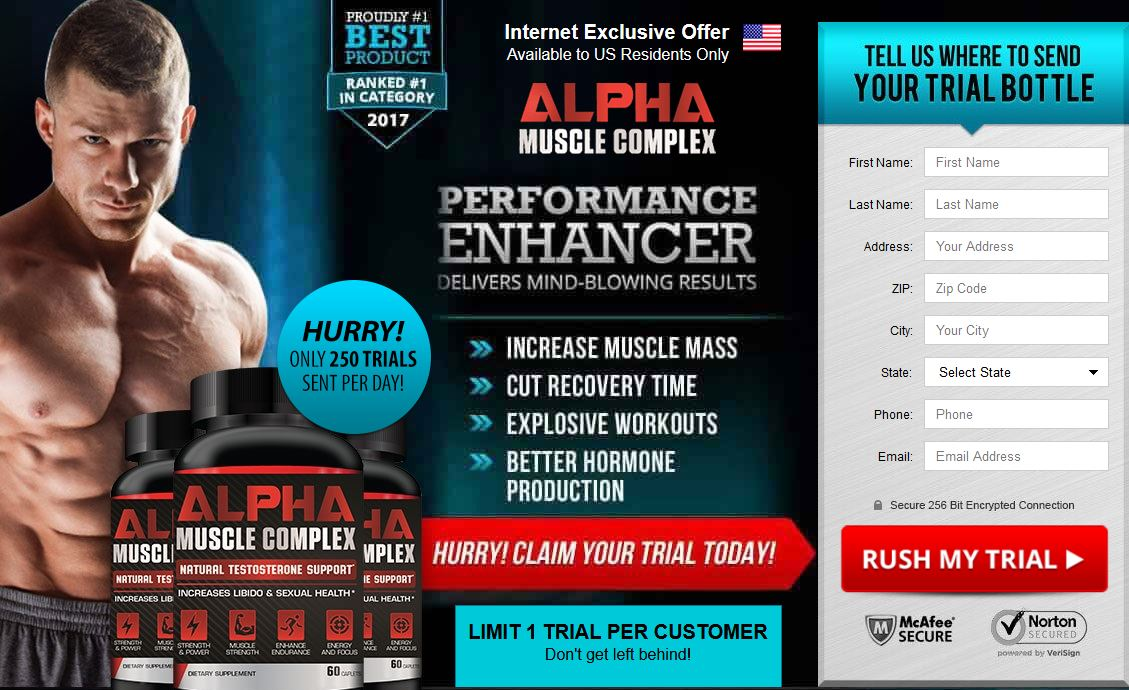 Alpha Muscle Complex 2