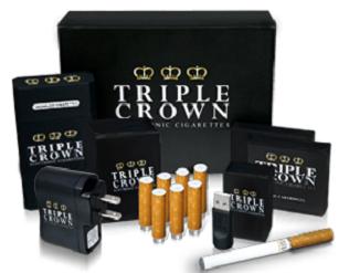 Triple Crown E-Cig