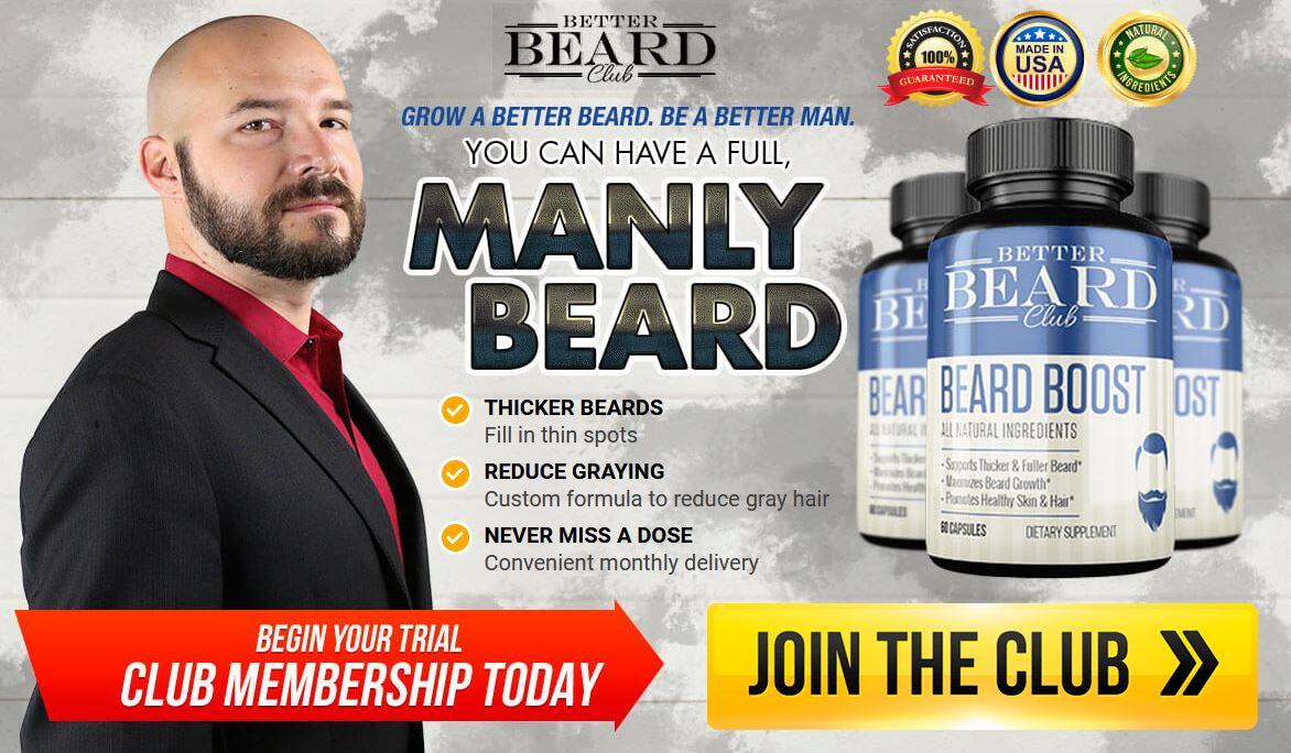 Better Beard Club 1