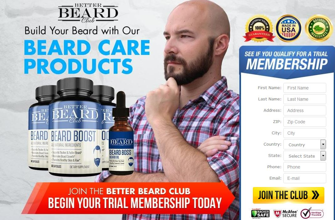 Better Beard Club 2
