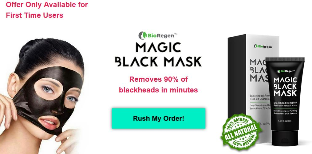 Magic Black Mask 1