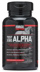 Test X180 Alpha Bottle