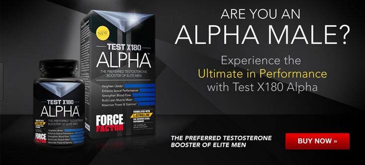 Test X180 Alpha Reviews