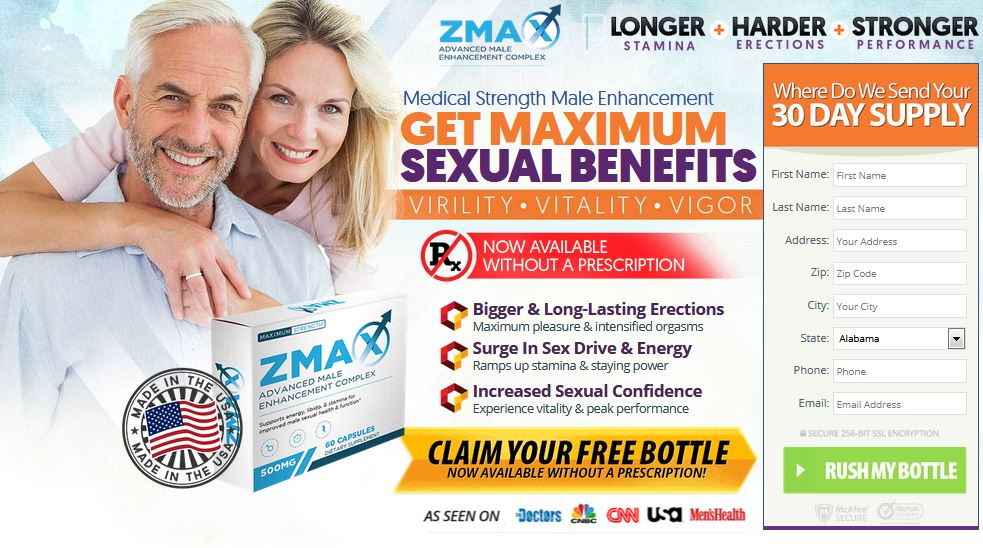 ZMax Male Enhancement 2