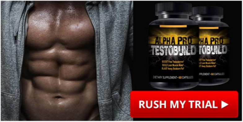 Alpha Pro TestoBuild 1