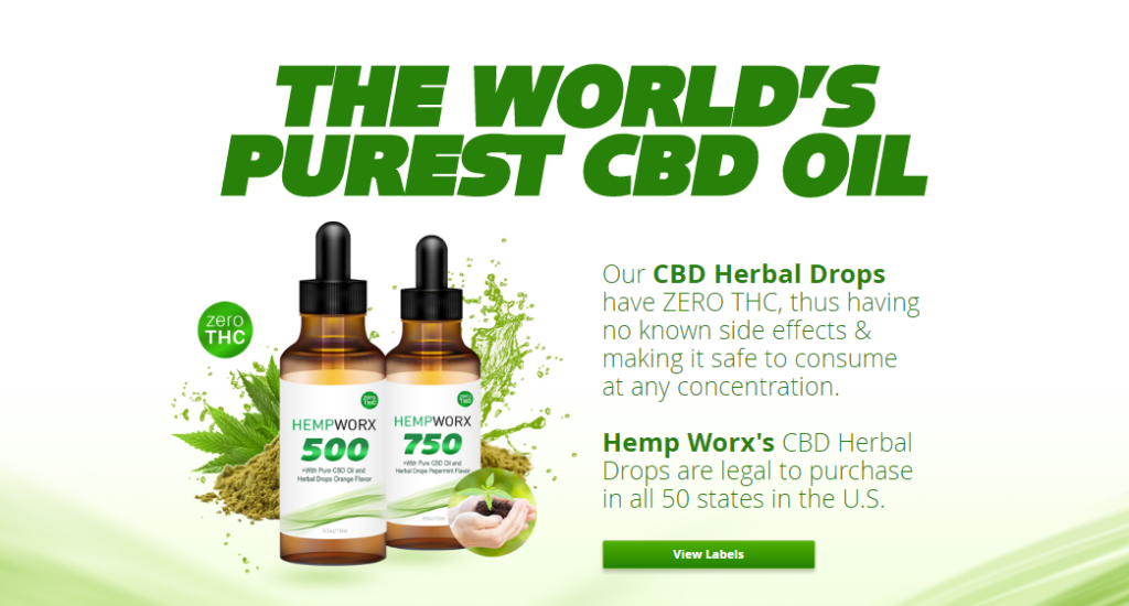 HempWorx on JumPic com