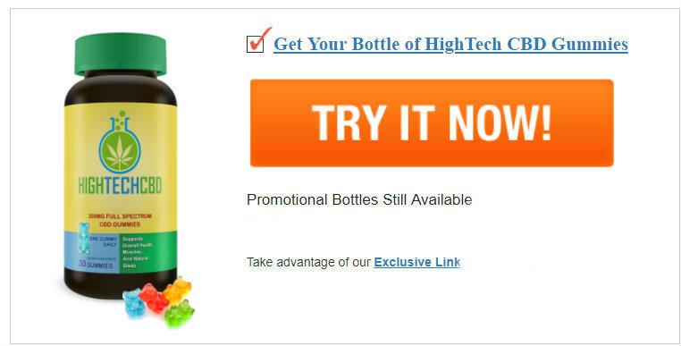 High Tech CBD Gummies-1