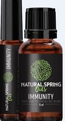 Natural Spring Oil