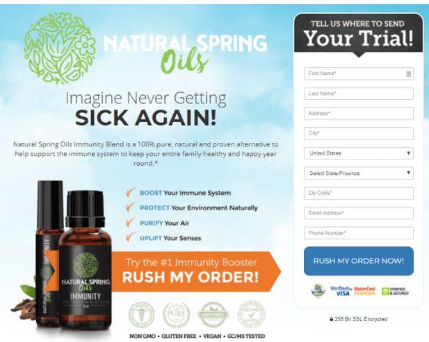 Natural Spring Oil-2