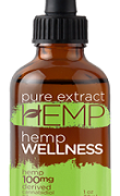 Pure Extract Hemp Oil