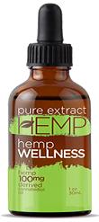 Pure Extract Hemp Oil