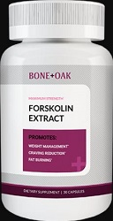 Bone + Oak Forskolin Reviews – A Natural Formula to Get Perfect Figure!