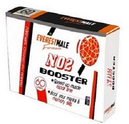 Everest NO2 Booster – Make Your Sexual Time More Intense & Enjoyable!