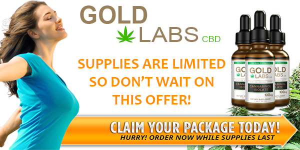 Gold Labs CBD-2