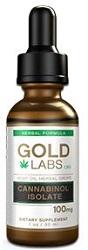 Gold Labs CBD