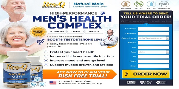 Res-Q Natural Male Testosterone-2