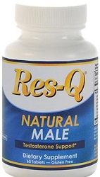 Res-Q Natural Male Testosterone
