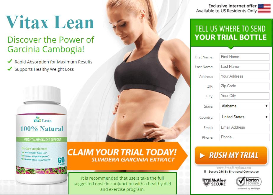 Vitax Lean Trial