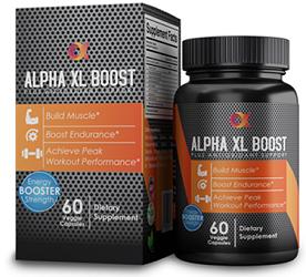 Alpha XL Boost