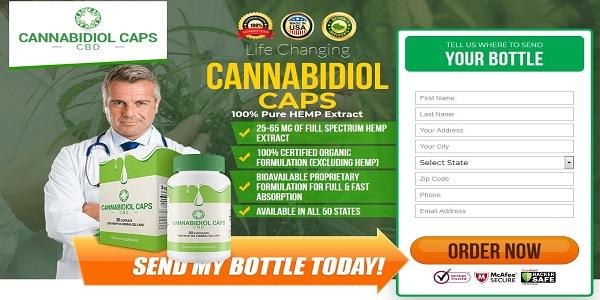 Cannabidiol CAPS-2