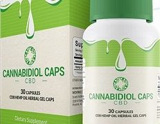 Cannabidiol CAPS