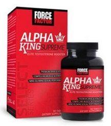 Force Factor Alpha King Supreme