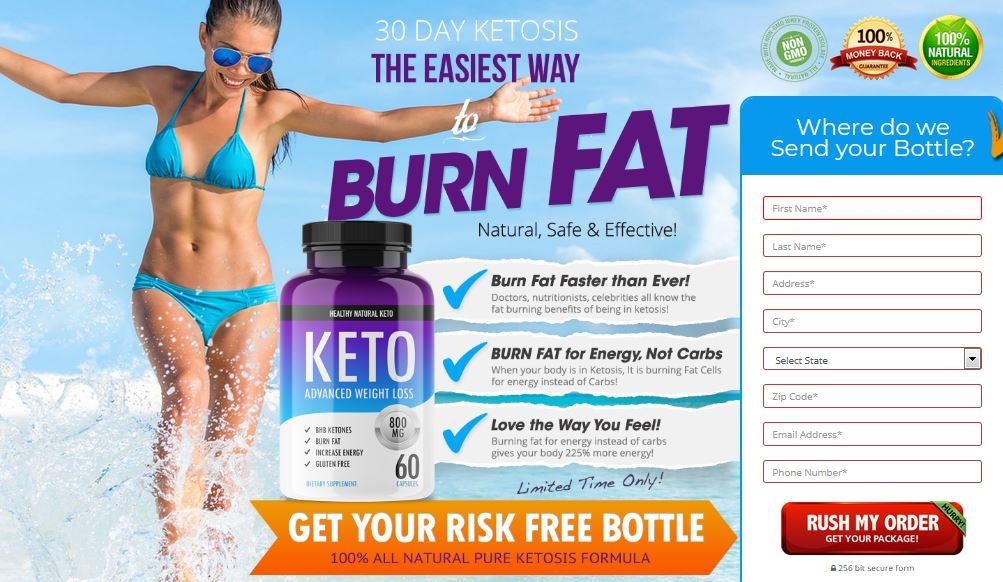 Healthy Natural Keto 2