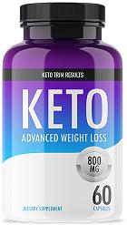 Keto Trim Results