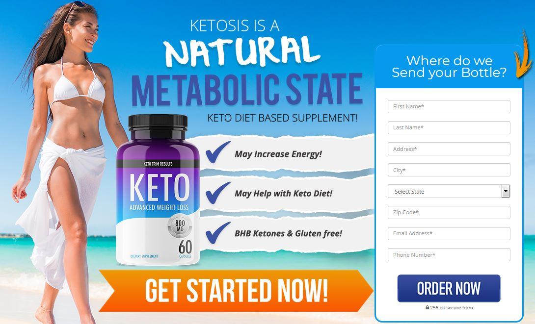 Keto Trim Results 2