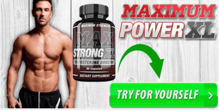 Max Strong XL-1