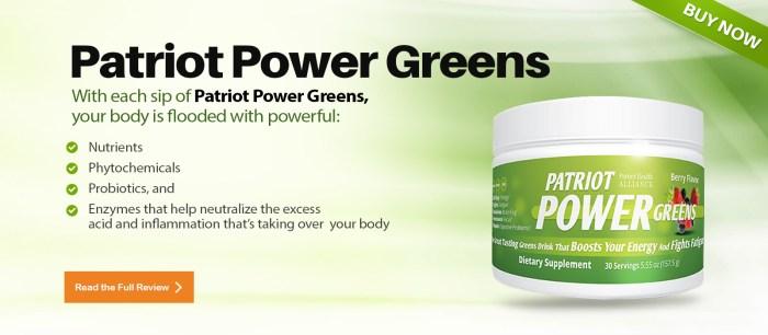Patriot Power Greens-2