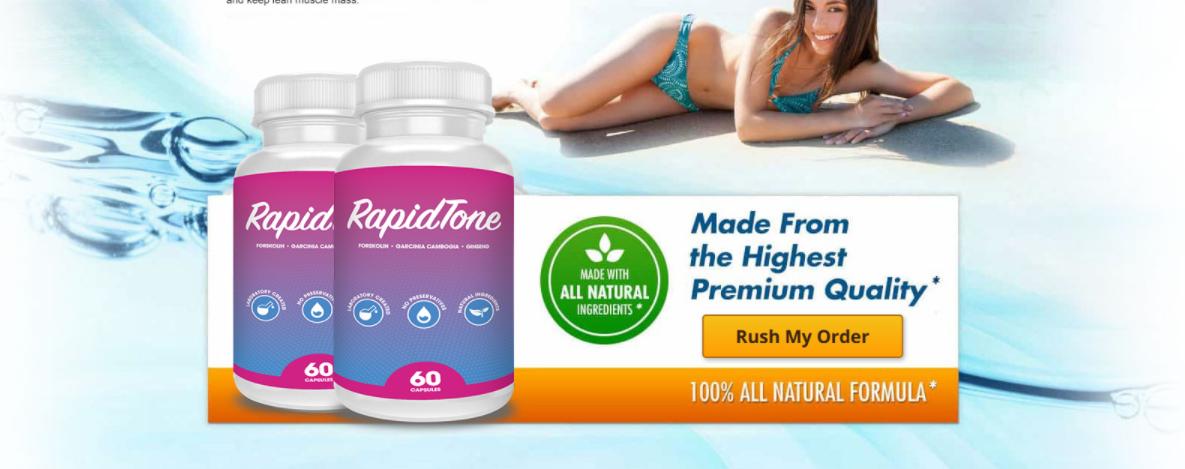 Rapid Tone Diet-1