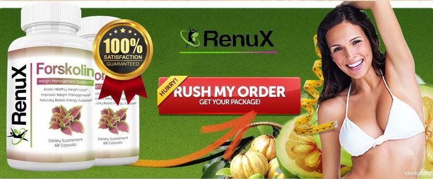 RenuX Forskolin 1