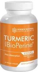 Turmeric BioPerine