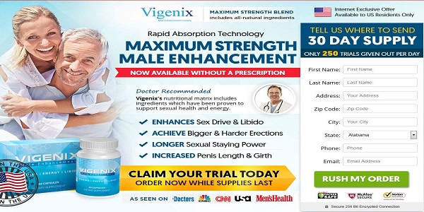 Vigenix Male Enhancement -2