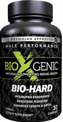 BioXgenic Bio-Hard – Natural & Safe Way To Build Lean Muscle!