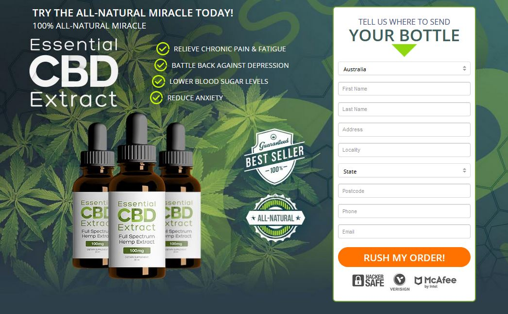 Essential CBD Extract 2