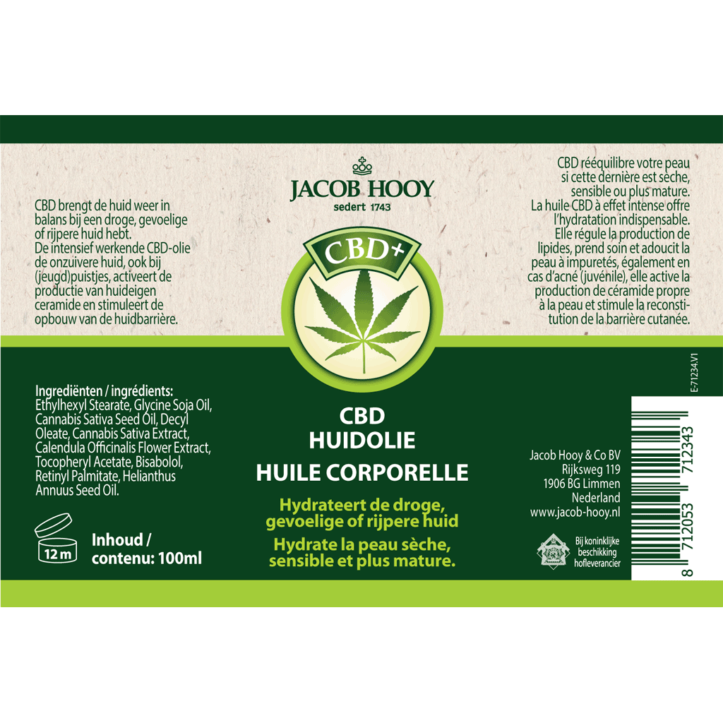 Jacob Hooy CBD-1