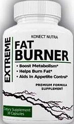 Konect Nutra Extreme Fat Burner