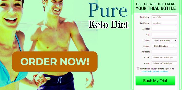 Pure Diet Keto -1