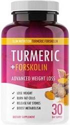 Slim Nutrition Turmeric Forskolin