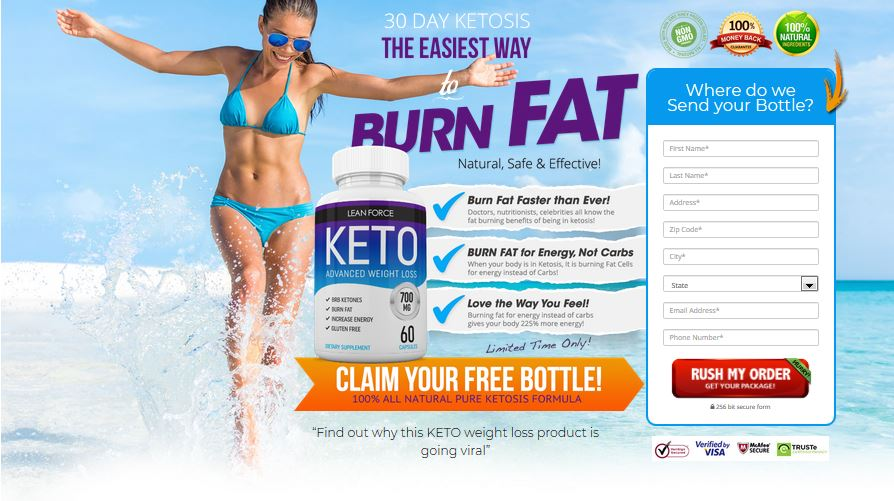 Keto Lean Force-2