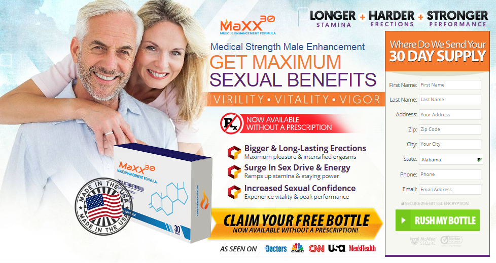 Maxx 30 Male Enhancement - 1