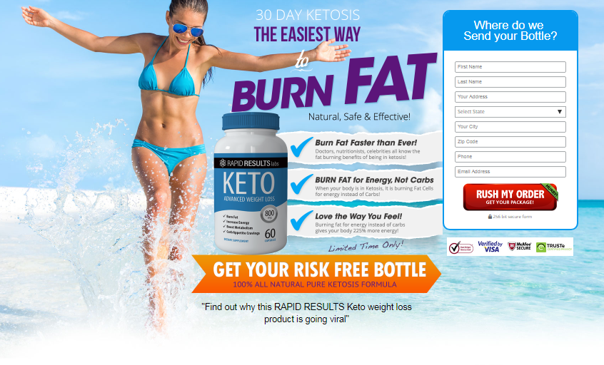 Rapid Results Keto-2