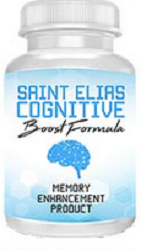 Saint Elias Cognitive Booster – Energizes Brain Cells & Boost Memory Power!