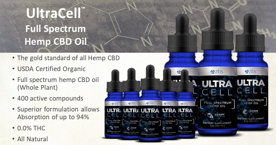 Ultra Cell CBD - 1