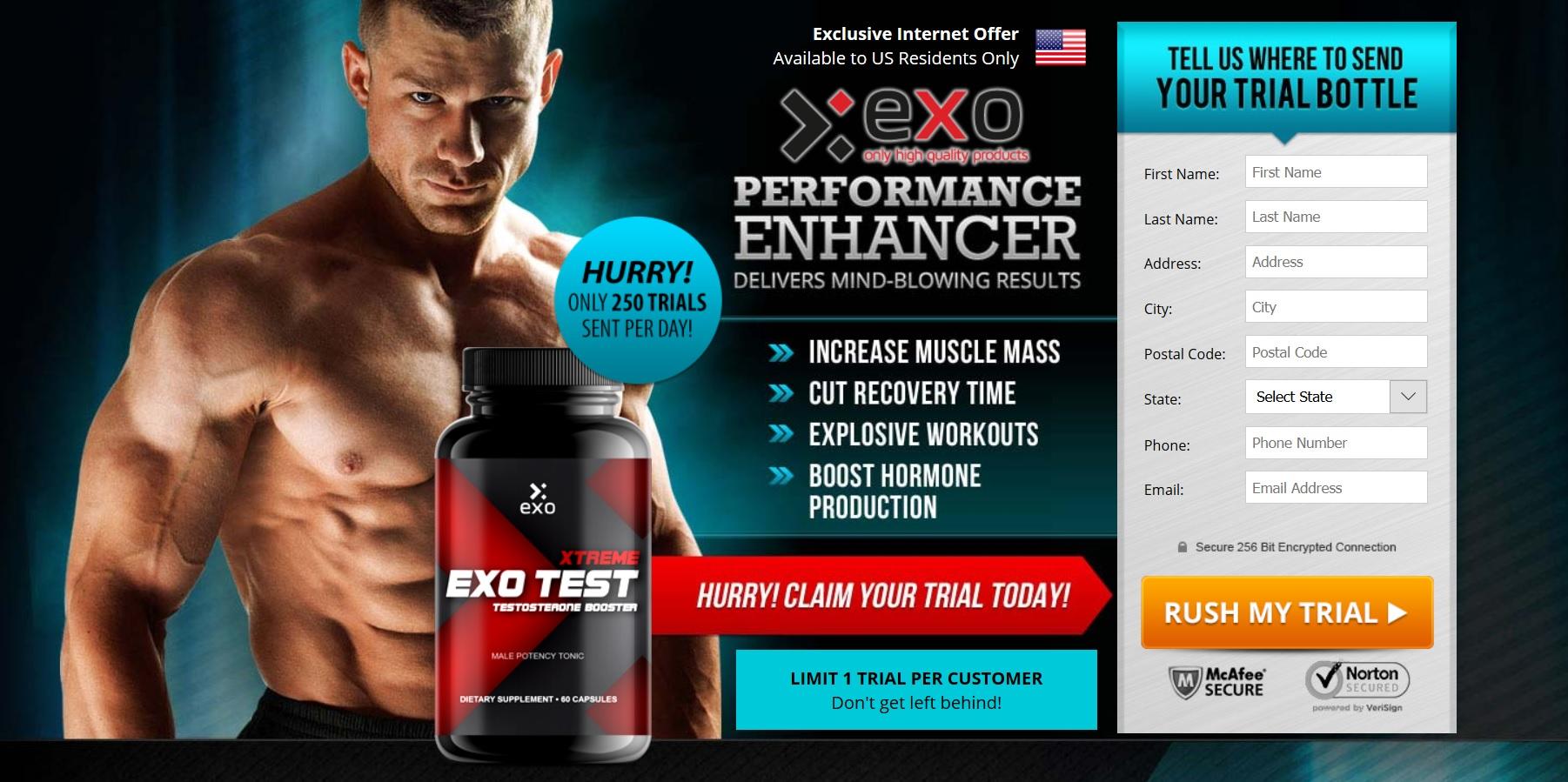 Xtreme Exo Test-2